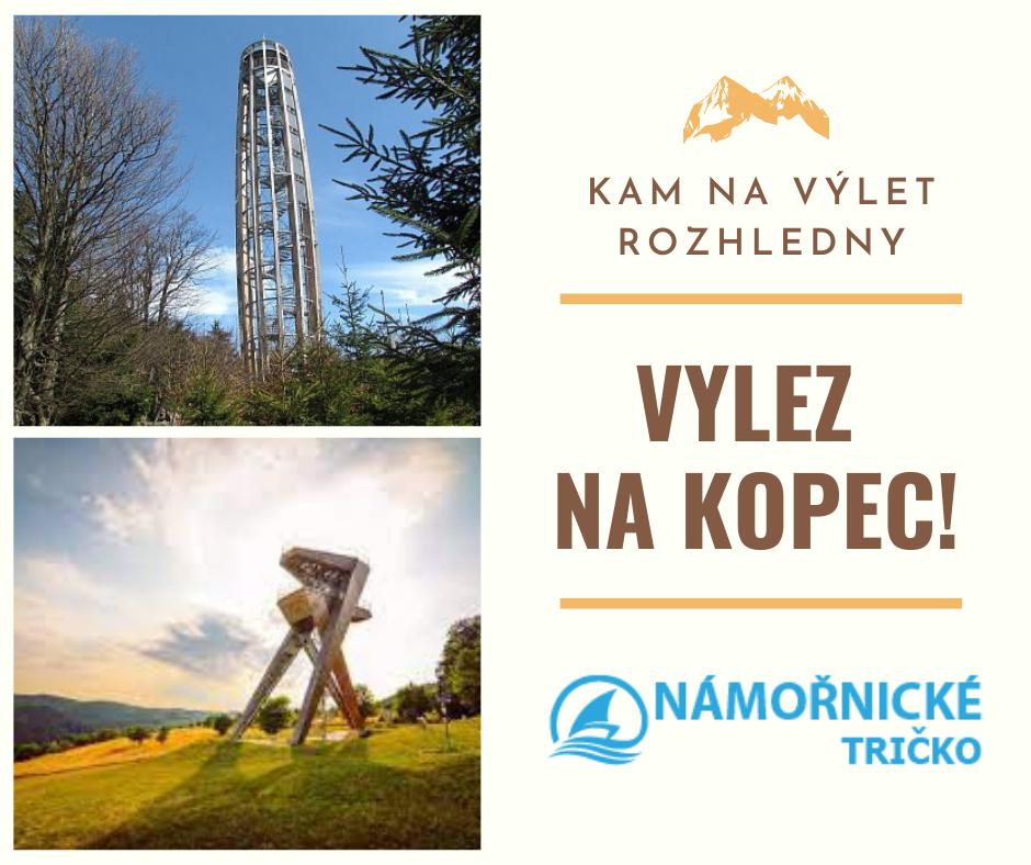 Výlet na nejkrásnější rozhledny v Česku