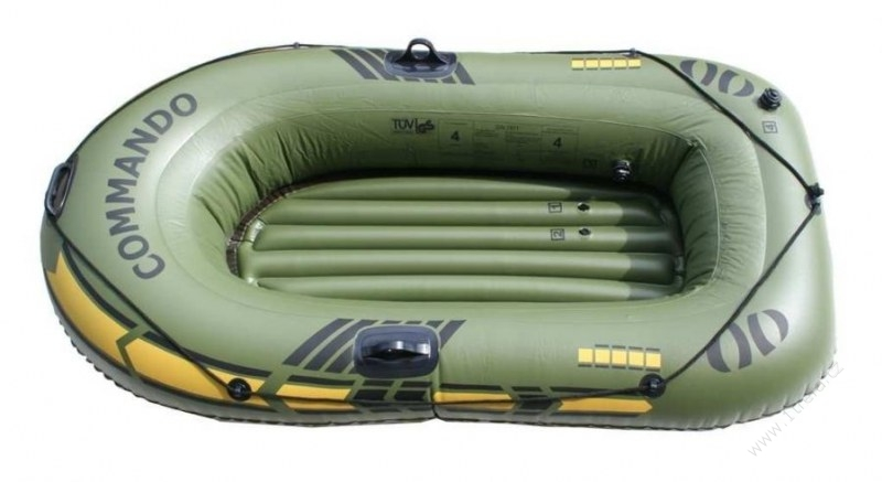 Nafukovací gumový člun Commando 300 délka 2,5m