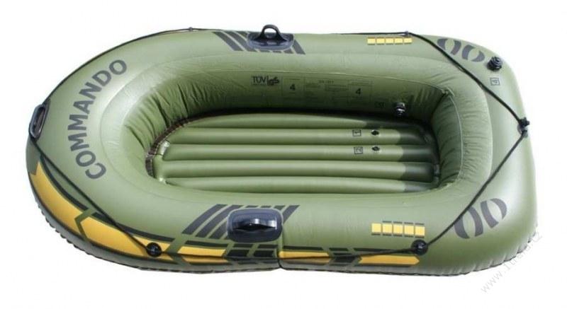 Nafukovací gumový člun Commando 200 délka 2m