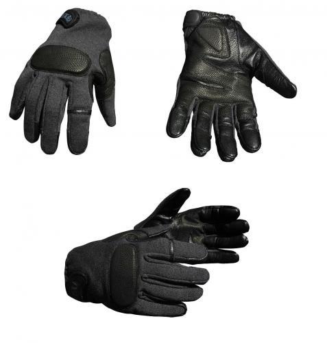 Rukavice SWAT kevlar TXR černé