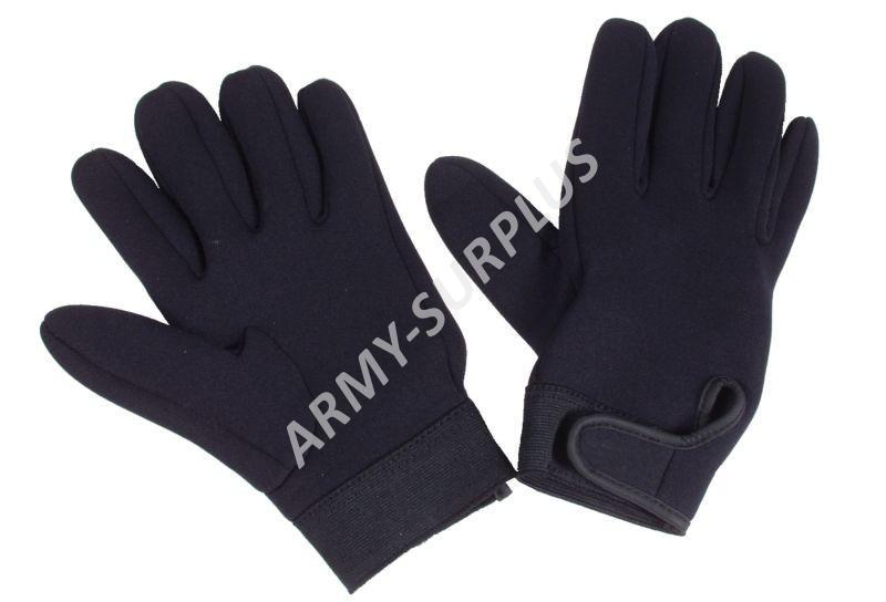 63bc05f02 Rukavice krátké neopren | Armyshop & Námořnická trička & Zippo
