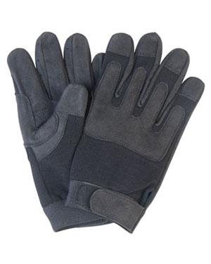 Rukavice army gloves černé