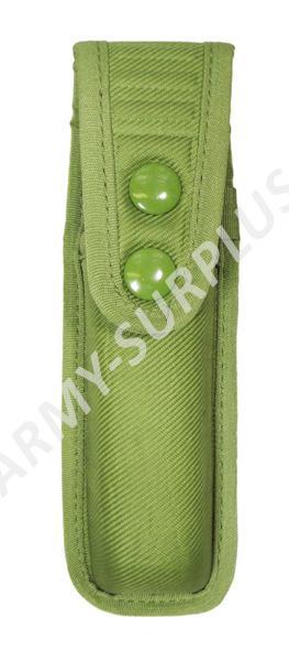 Pouzdro (sumka) 3D na kasr nebo baterku oliv P02 911