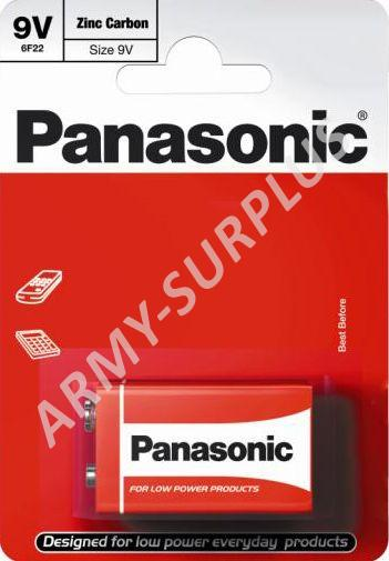 Baterie Panasonic 9V Special Power