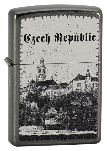 26559 ZIPPO#28378 CZECH OLD PICTURE