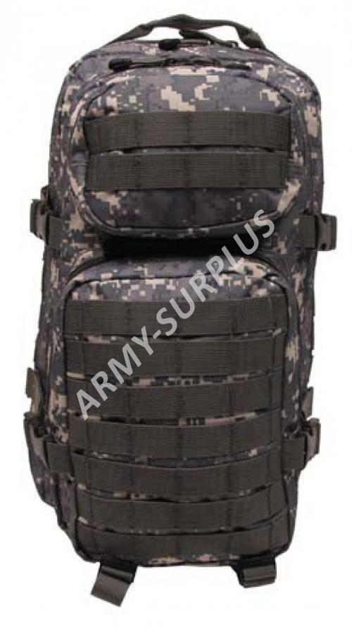 Batoh ASSAULT Pack US 20L molle ACU AT-DIGITAL MFH malý