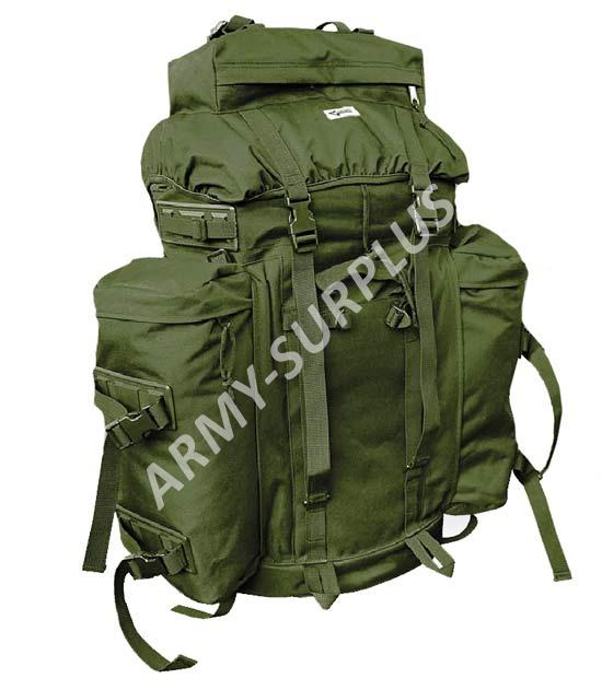 Batoh BW Mountain oliv Commando 100L