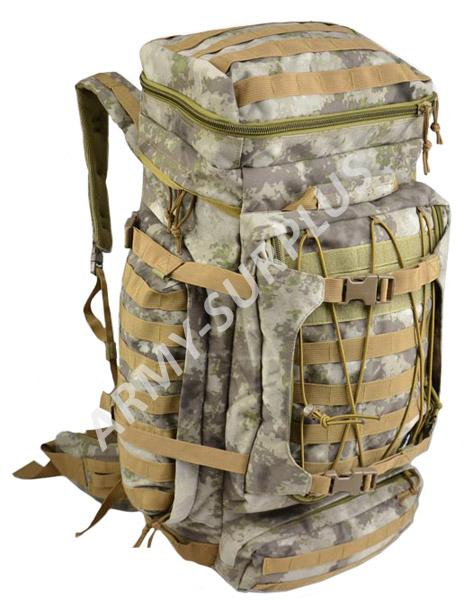 Batoh Max Pack Texar mud-camo 85L