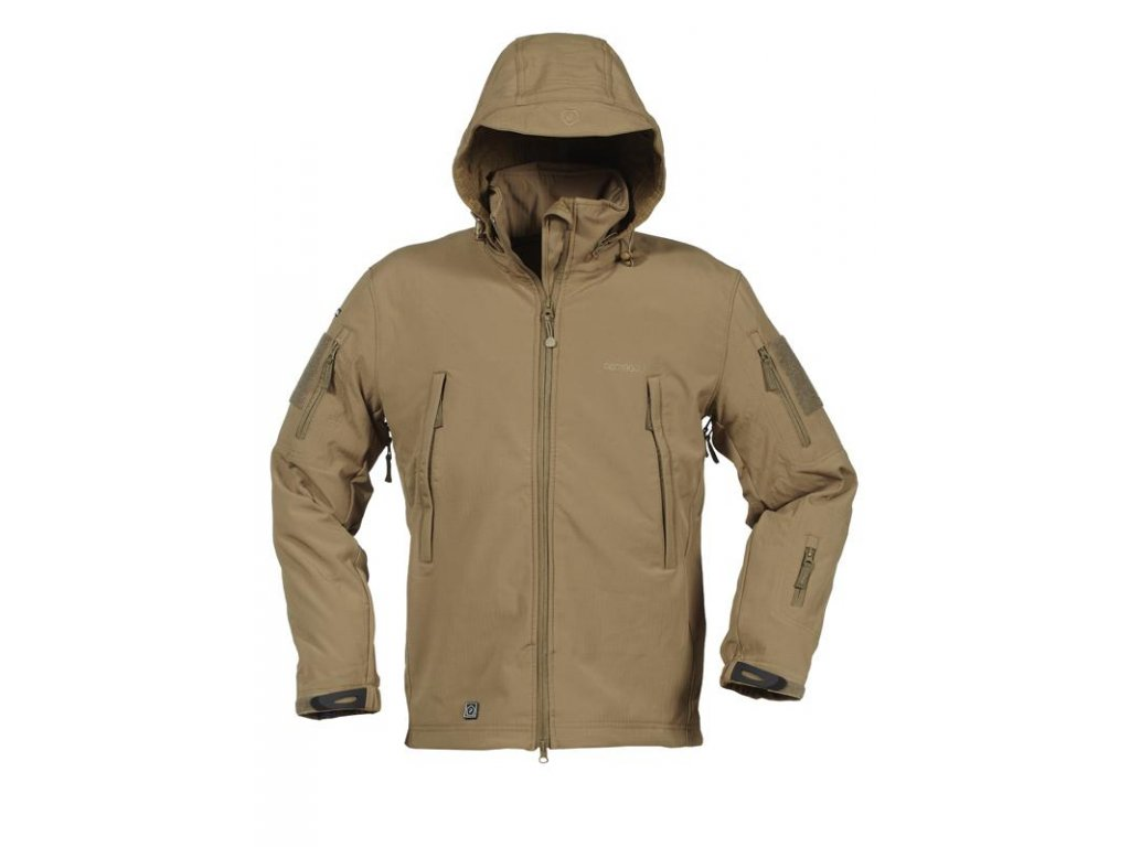 Bunda Pentagon ARTAXES softshell coyote K08011-03