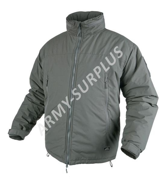 Bunda Helikon Level 7 Jacket Climashield Apex Alpha Green KU-L70-NL
