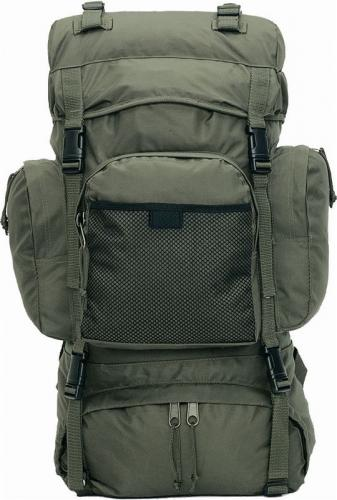 Batoh tactical Commando 55L oliv