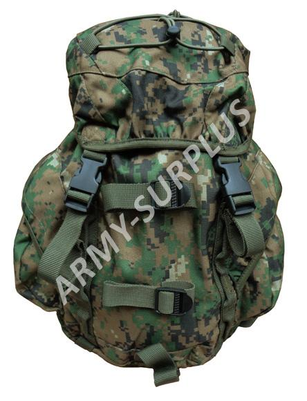 Batoh recon 15L digital woodland marpat