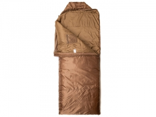 Snugpak spací pytel (spacák) 7/2 Jungle Bag s moskytiérou Coyote Tan