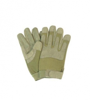 Rukavice army gloves oliv